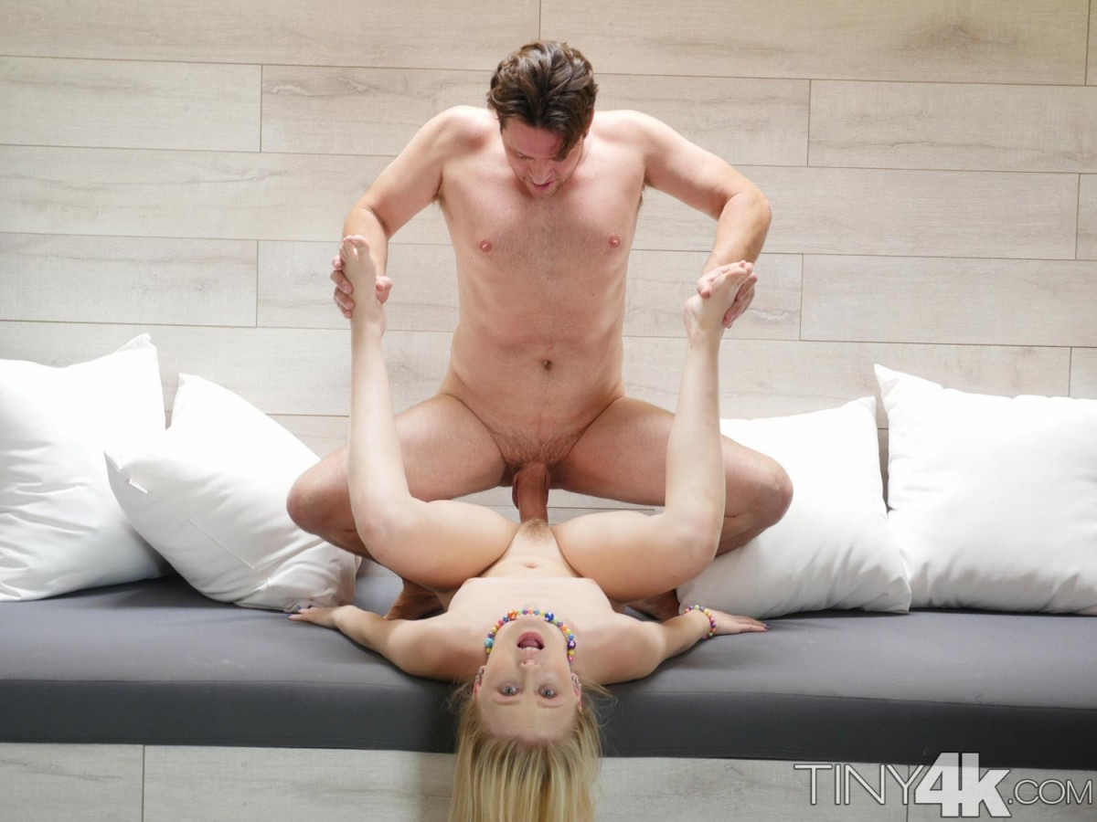 Blonde schoolgirl is a chronic masturbator - 3 part 3