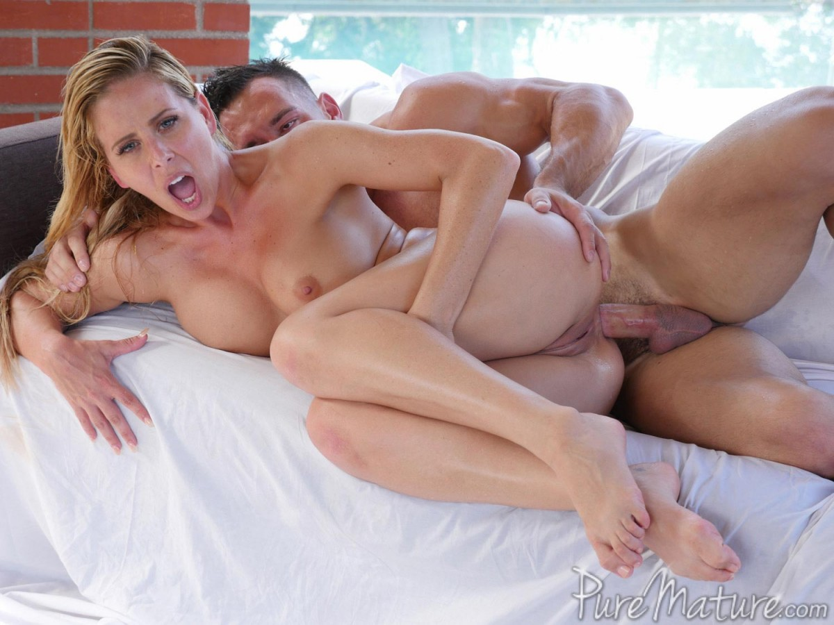 Pov Anal Milf Blonde Big Tits
