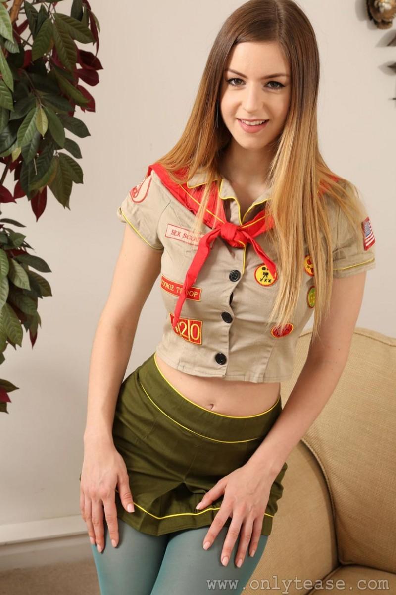 Stella Cox Busty Girl Scout-4457