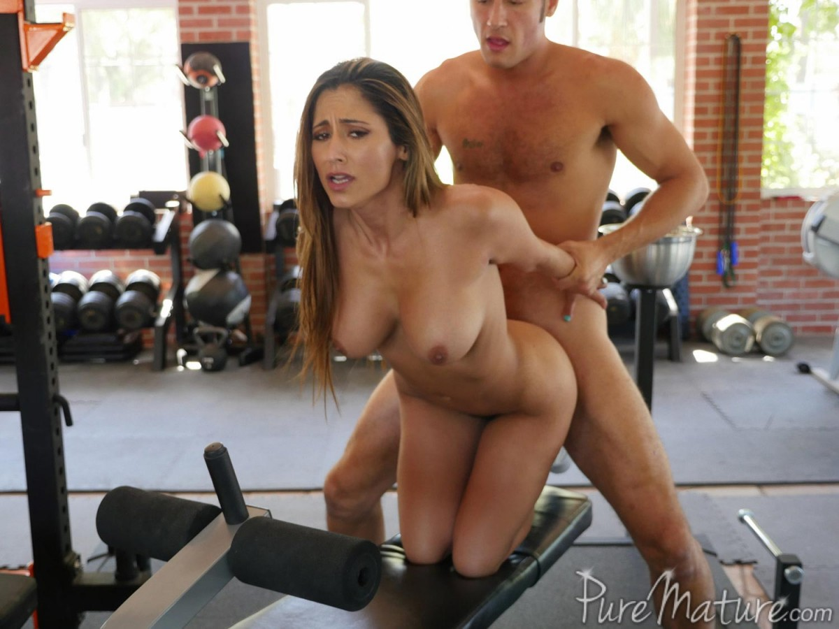 gym girl sex pictures