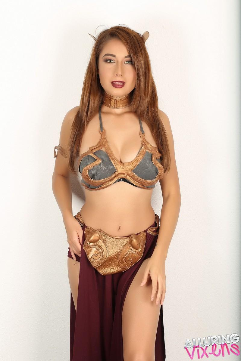Princess Leia's 'Slave Bikini' sold for $96,000 at auction
