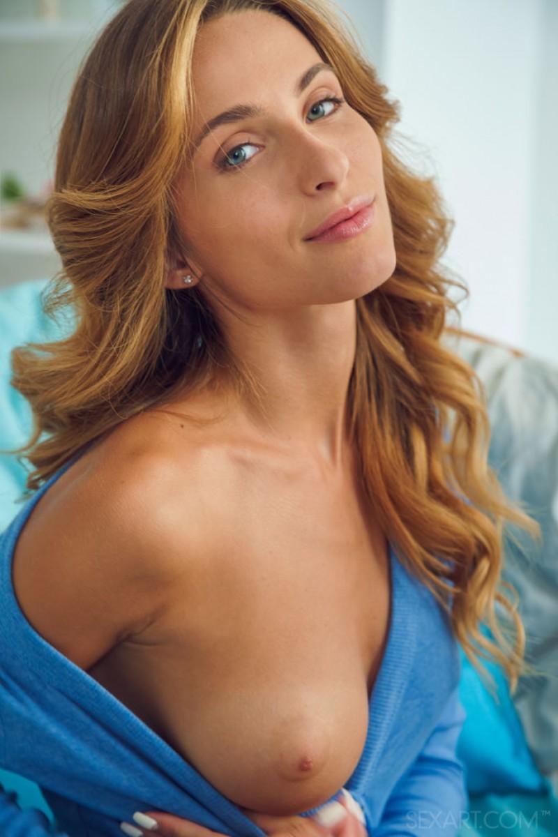 November 6th, 2016 in Blonde Model: Cara Mell Sex Art