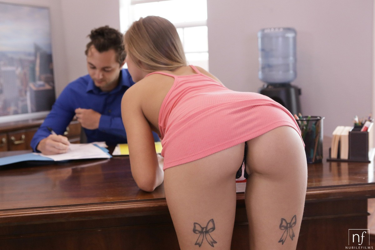 hot naked horny secretary