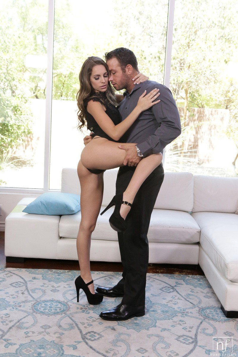 Kimmy granger couch sex