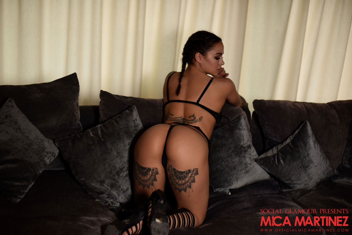 Shelly martinez posing in lingerie confirm