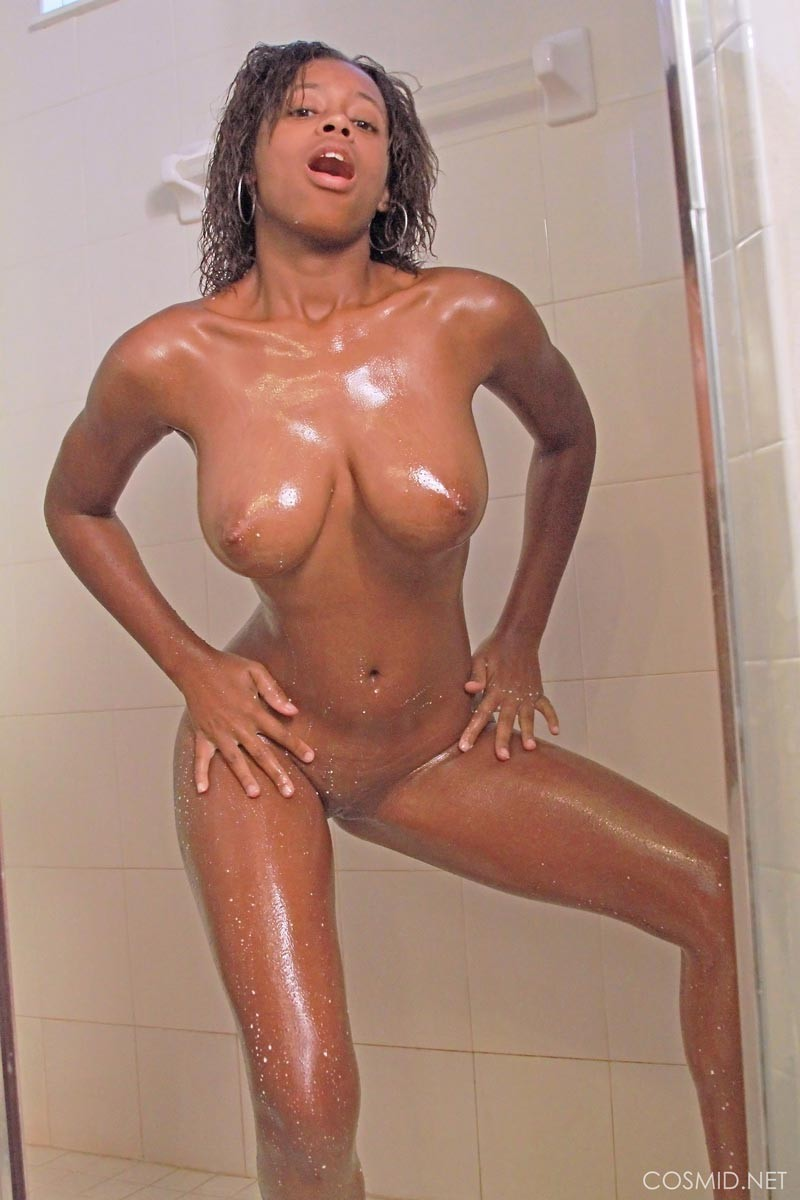 group of nude ebony girls