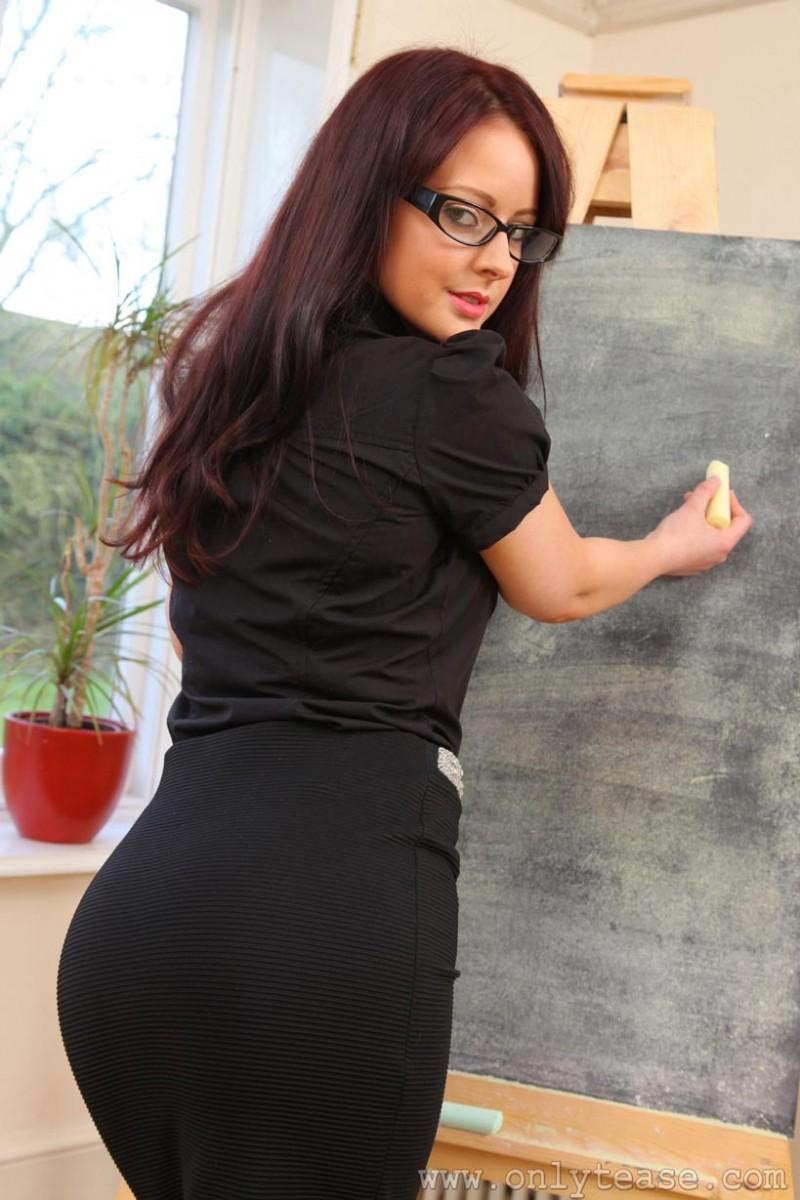 Bex Robertson Sexy Teacher-3946
