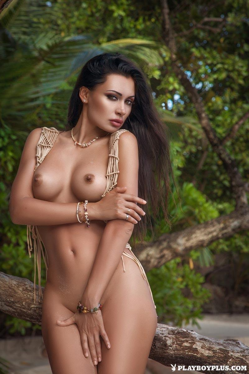 Anna Grigorenko Hot Euro Model-4573