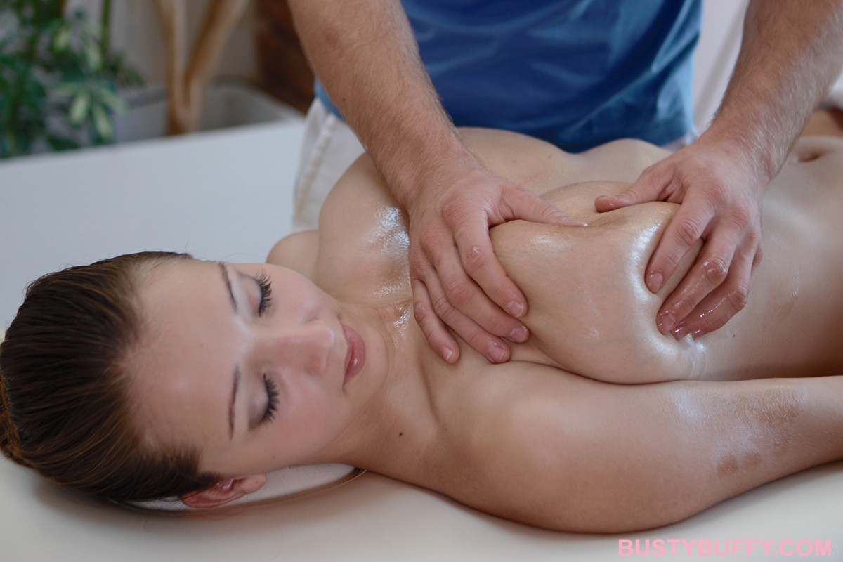 Titty massages