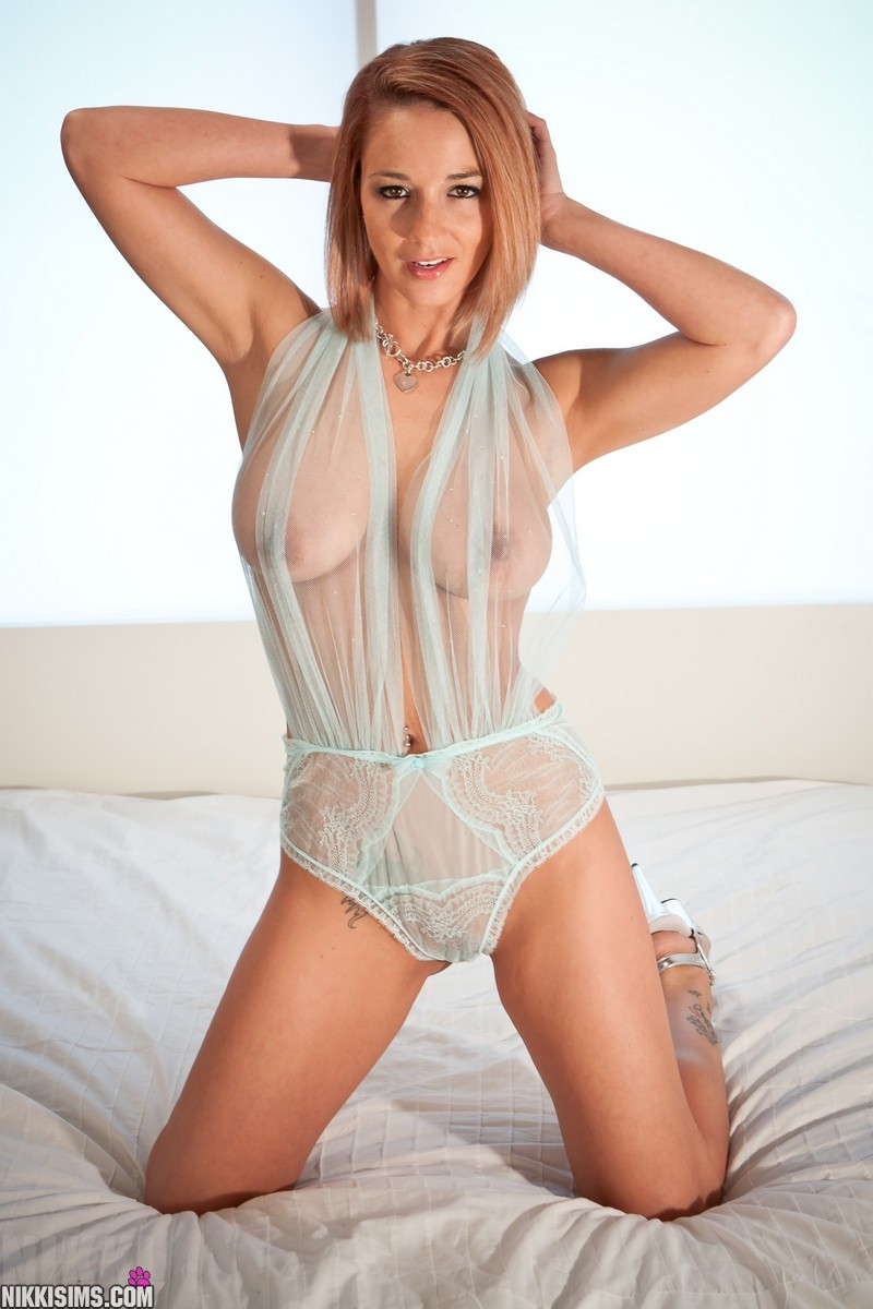 sheer lingerie