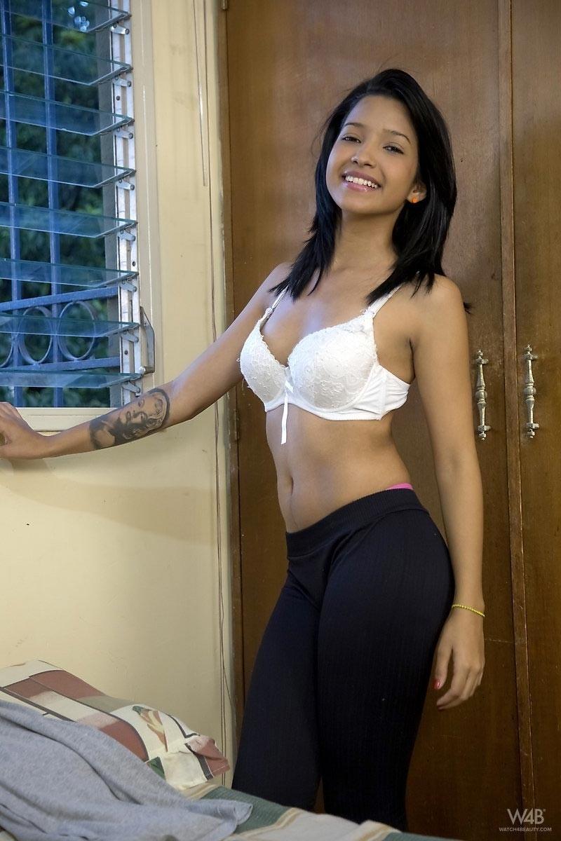 Carol Lopez In Pink Panties-5596