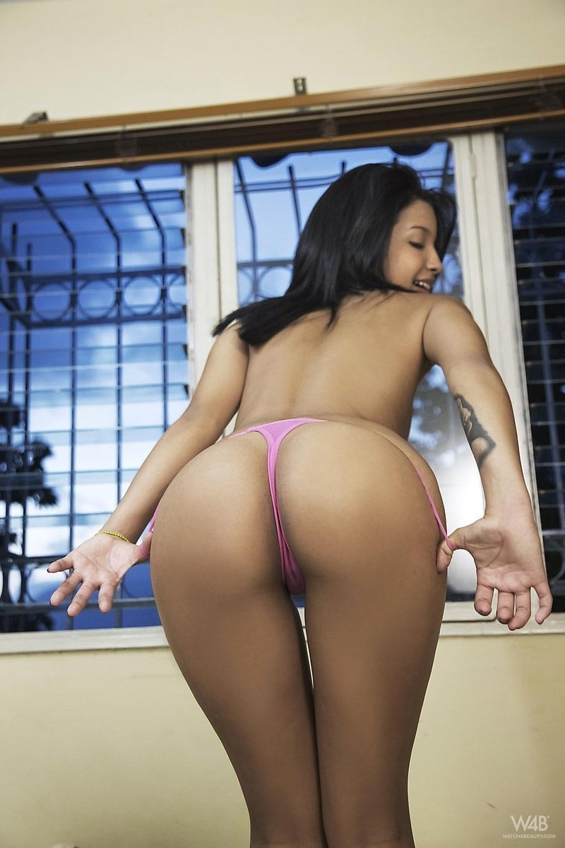 carol lopez in pink panties