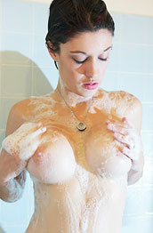 soapy-babe
