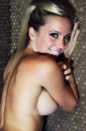 busty-toned-blonde-showering