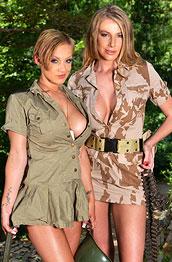 loulou-petite-vs-danielle-maye-army-sluts