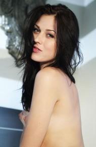 nika-lace-dark-naked-brunette