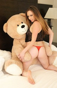lily-xo-and-a-big-teddy-bear