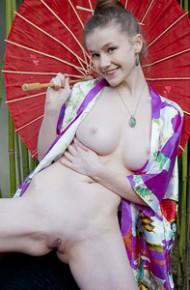 Emily Bloom Bamboo Garden