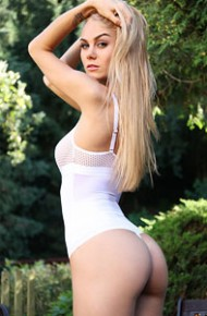 Nancy A White Bodysuit