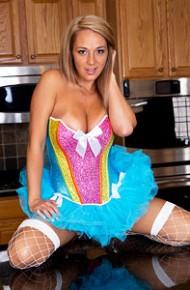 Nikki Sims Slutty Ballerina
