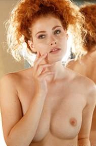 Adel C Kinky Naked Redhead