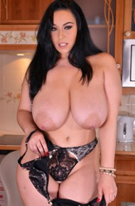 Anastasia Lux Busty Milf Fucks a Sex Toy
