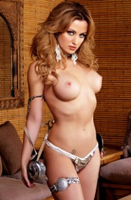 Angela Sommers Exotic Dancer