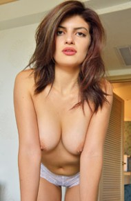 FTV Raven Shows Cute Pierced Tits