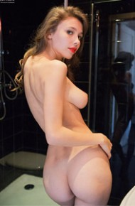 Mila Azul Shower Tease
