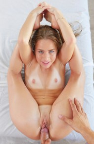 Petite Lily Ford Fucked in POV