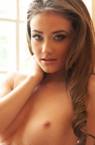 Jess Impiazzi in a G String