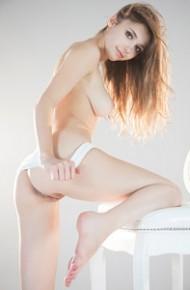 Mila Azul Shows Amazing Tits
