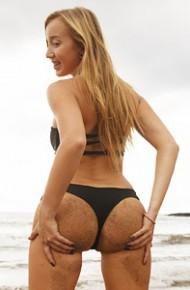 Pearla Soonin Hot Beach Babe