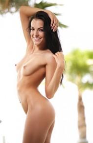 Sapphira A Shows Cute Titties
