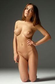 Adriana Nude in the Studio