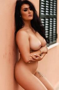Ashleigh Gee Sexy Bodysuit