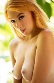 Busty Penelope Lynn Strips