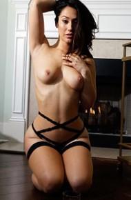 Eva Lovia Big Ass in Stockings