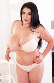 Maya Milano Reveals her Massive Tits
