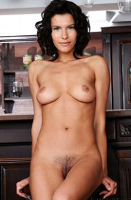 Suzanna A Tipsy Girl Gets Naked