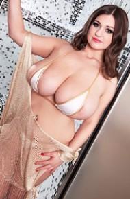 Demmy Blaze in a Bikini
