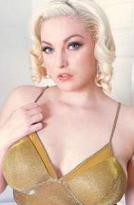 Jenna Ivory Strips off her Dress