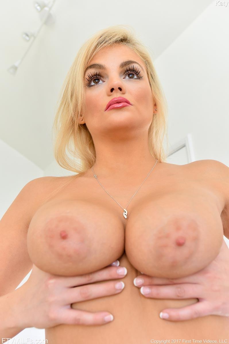 Milf nude busty