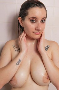 Chelsea Bell in the Bathtub