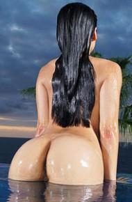 Cindy Starfall Exotic Bikini Babe