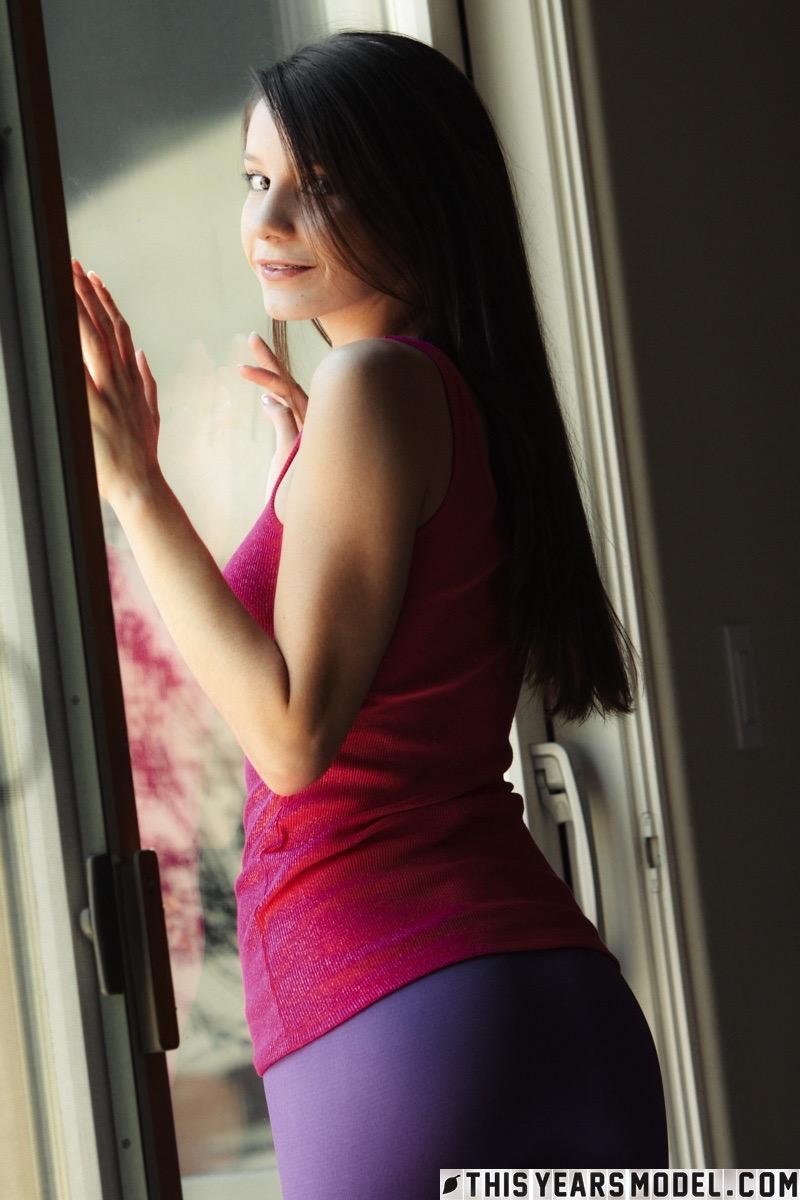 Rilee Marks Sexy Leggings-2704