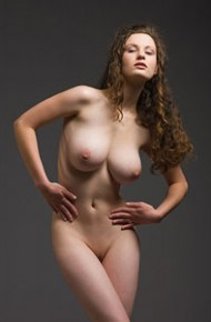 Susann Topless in Tight Jeans