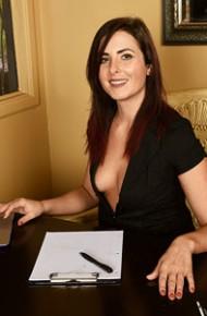 Helena Price Kinky Secretary