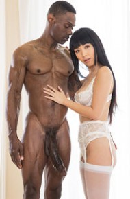 Marica Hase Interracial Action