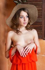 Nikia A Red Summer Dress